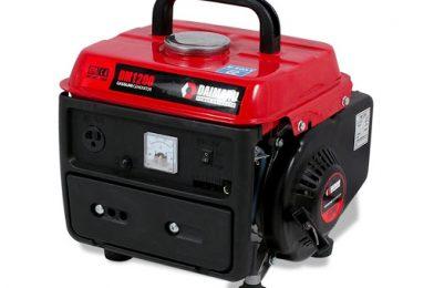 Generator Honda Seri EZ3000CX Yang Cocok Untuk Pekerjaan Ringan