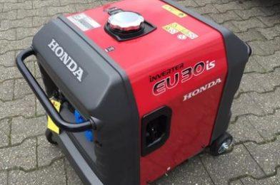 Spesifikasi Lengkap Genset Inverter SIlent Honda EU 70is